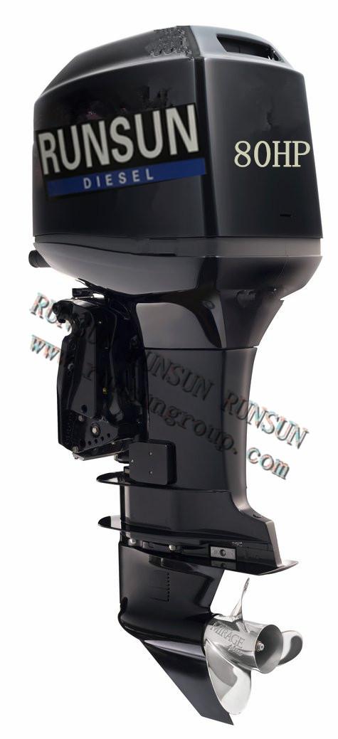 diesel outboard motor runsun diesel outboard motor