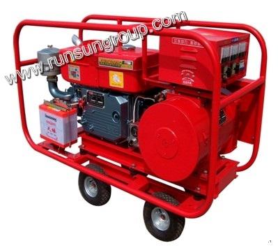 3KW Water Cooled Diesel Generator set - RUNSUN diesel outboard motor